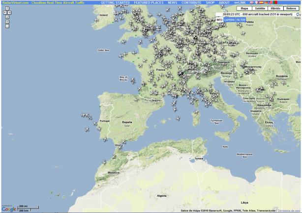 Los controladores aéreos paralizan España