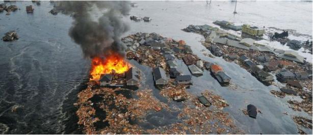 El infierno, no en la tierra, sino en el agua. Fuente: ElEconomista.es